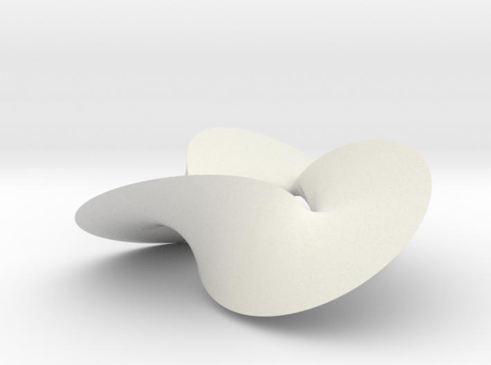 Trefoil Contact Set (Color) 3d printed