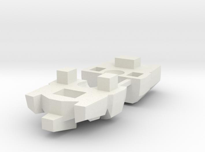 TFA FirstMedic 3d printed