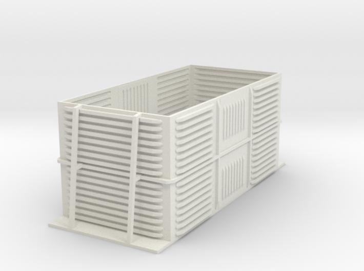 (OO Dapol Prestwin) SHORT Beet Box 3d printed