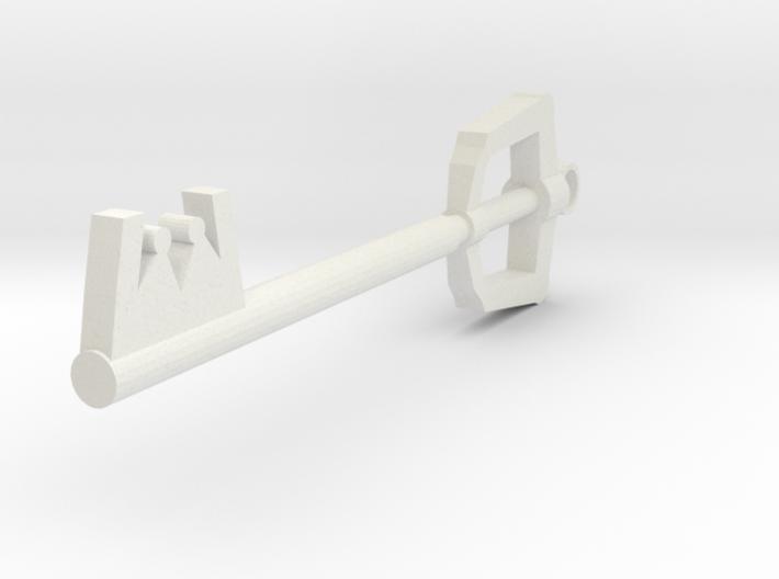 Keyblade Keychain 3d printed