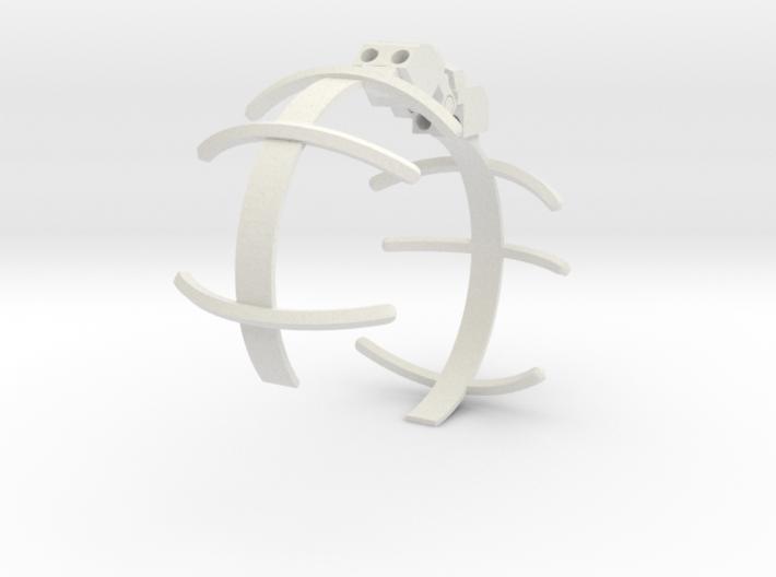 Gabbia01 3d printed