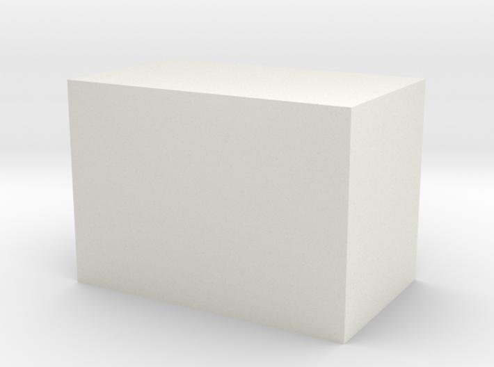 shapeways_upload_test (thin wall) 3d printed