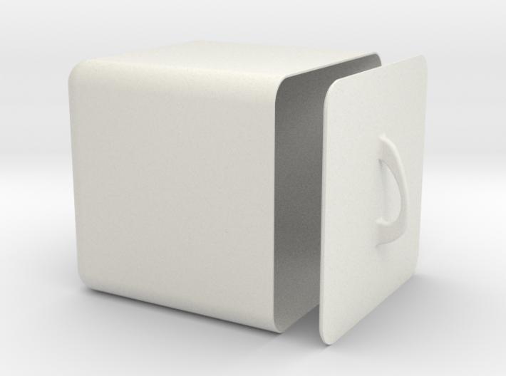 boite ouverte 3d printed
