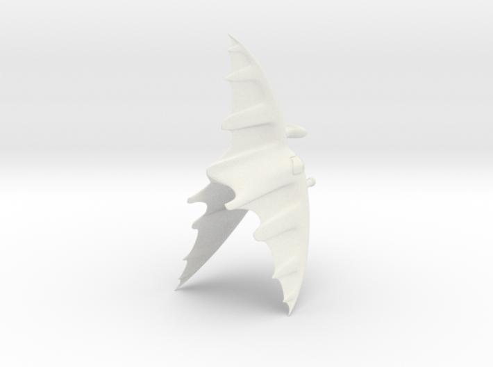 The Minbari Test 3d printed