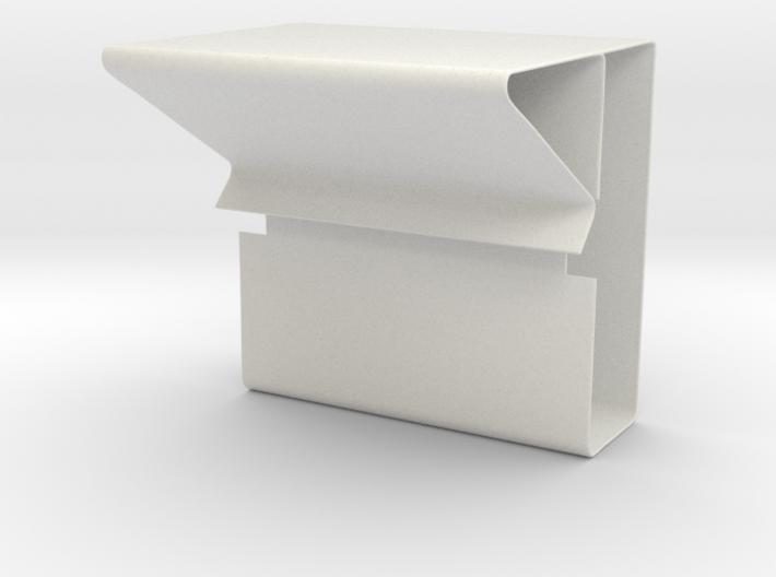 Column and Beam Clip 3d printed