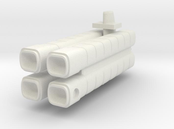 Mulcien Gonnus Class Freighter 3d printed