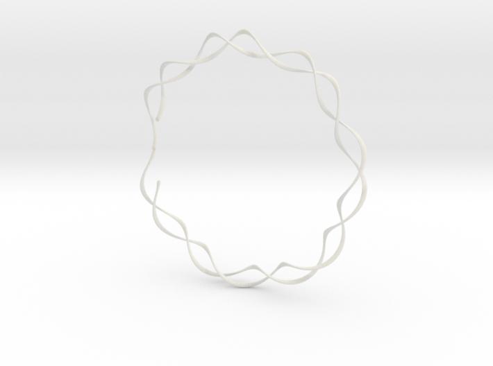 spiral_bracelet_001.dae 3d printed
