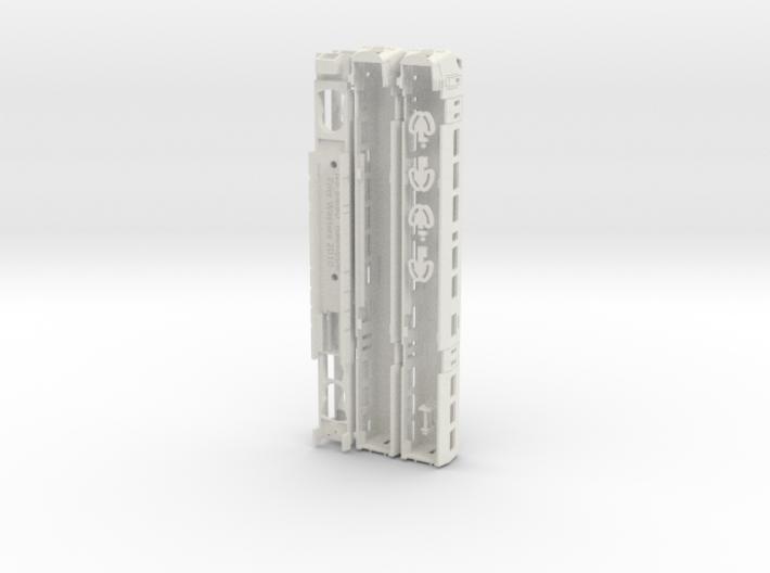 Railhopper N Schale 3d printed