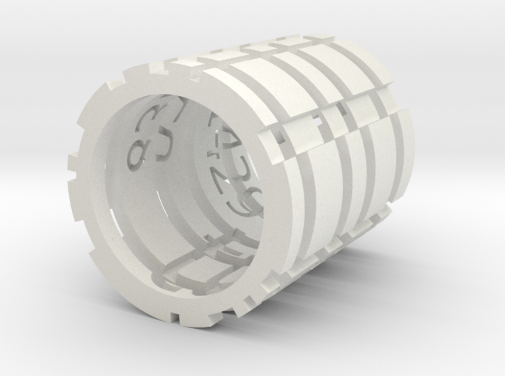 PUZZELRING 3d printed