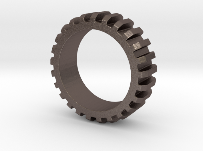 Sprocket ring 1 3d printed
