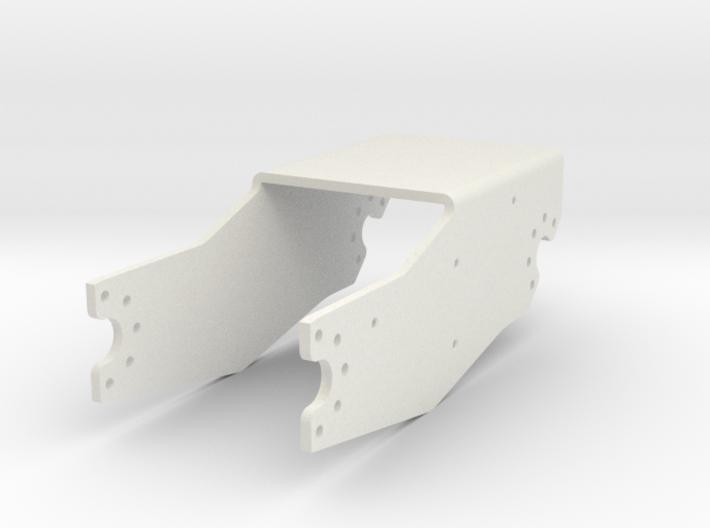 DARwIn-OP upgraded leg part 17 3d printed