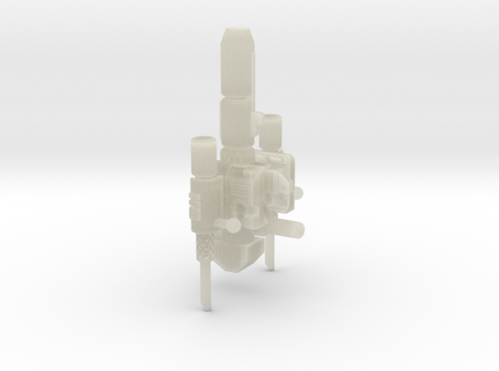 Classics Prime Smokestacks kit mk3 3d printed