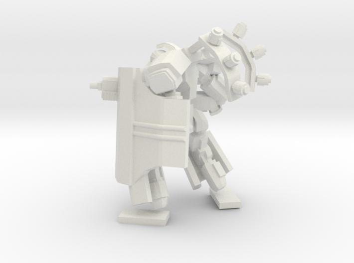 mech_test_nobase 3d printed