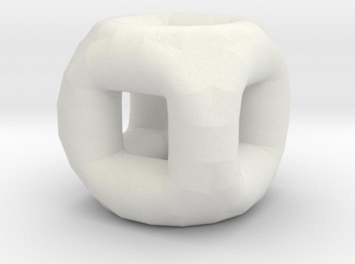 Micro CuboTore 3d printed
