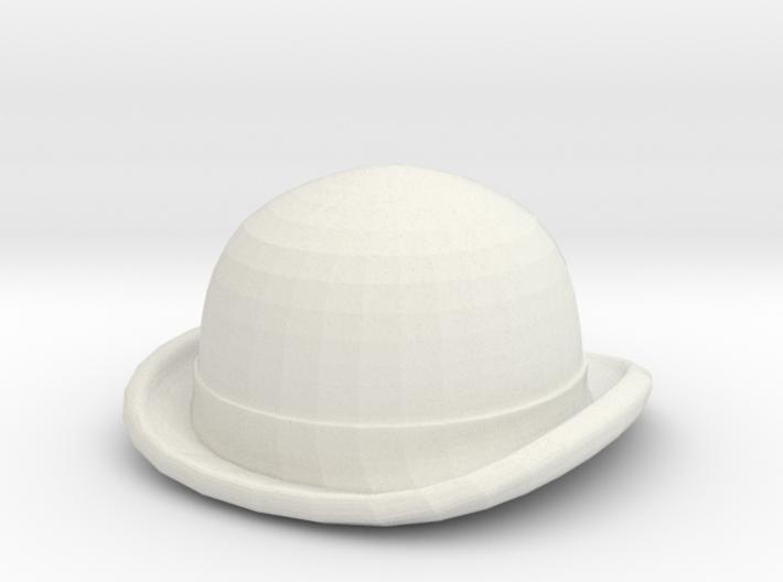 Bowler Hat 3d printed