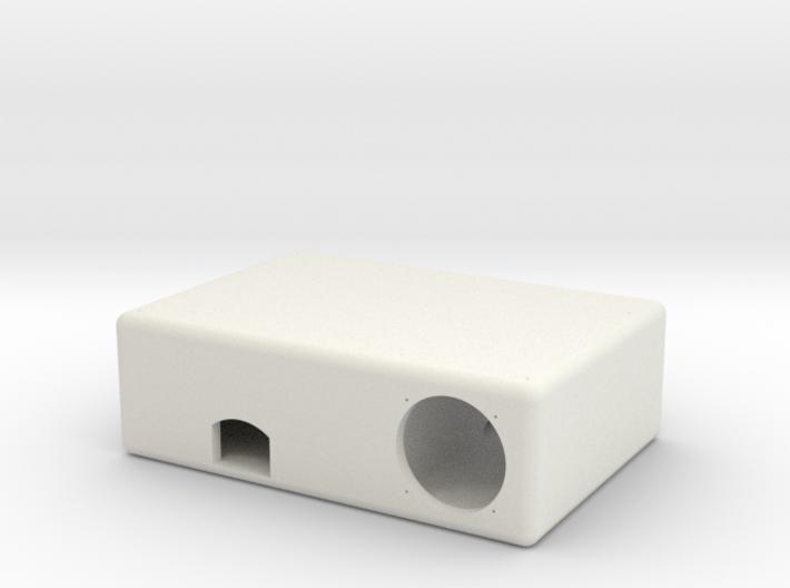 Temperature box 3d printed
