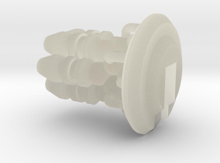 Engine Cluster 3d printed