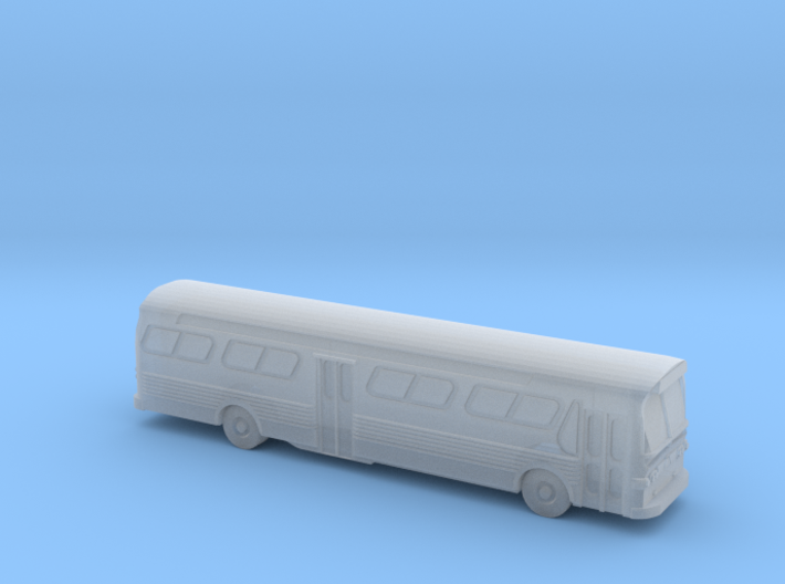 GM FishBowl Bus - Z Scale 3d printed