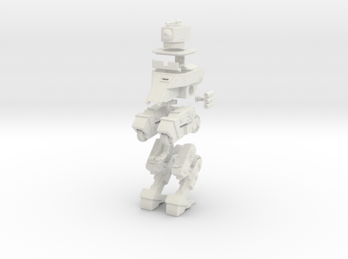 Work Sample for Company B- General Early (Gear Kri 3d printed