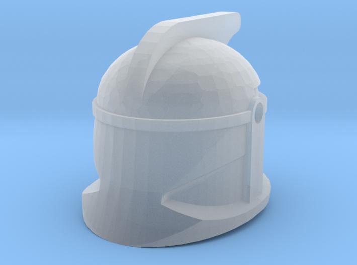 P1 CW Helmet 3d printed