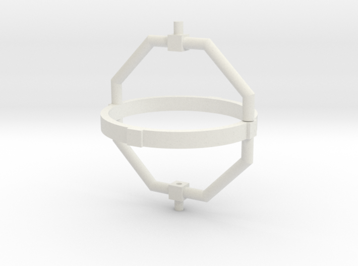 Gyroscope part 2 3d printed
