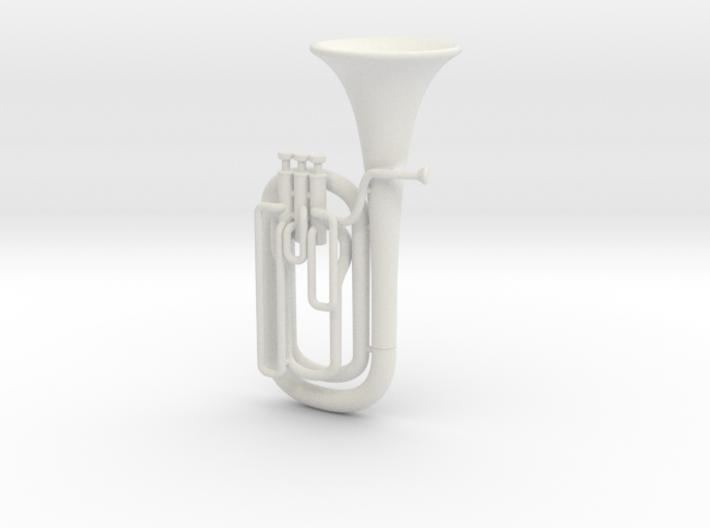 Baritone Horn 3d printed