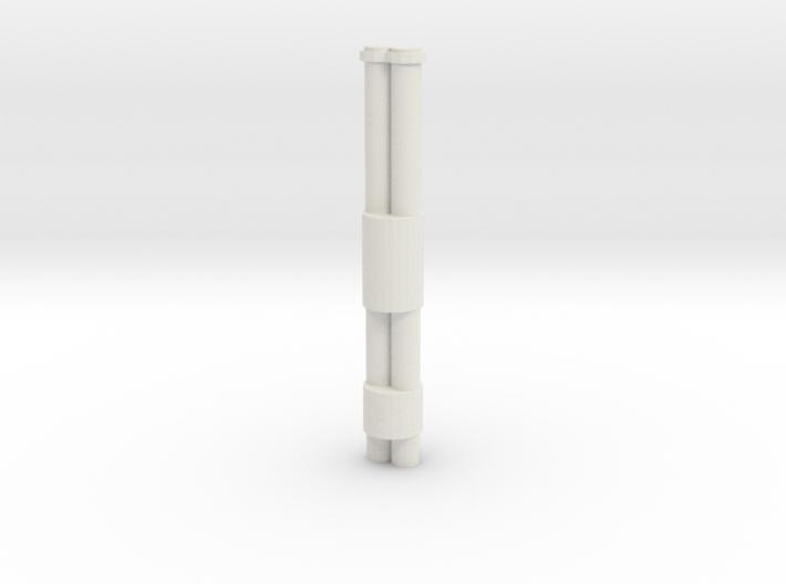 Jackhammer Rocket Barrels 3d printed