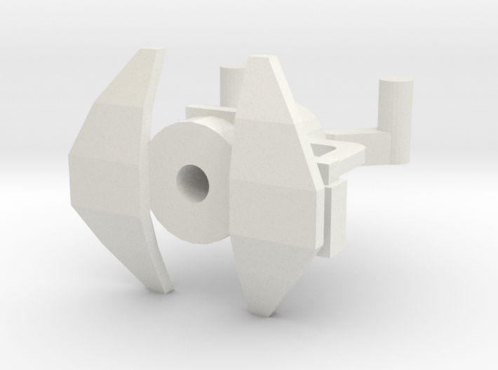 HMG Body w/o Clip 3d printed