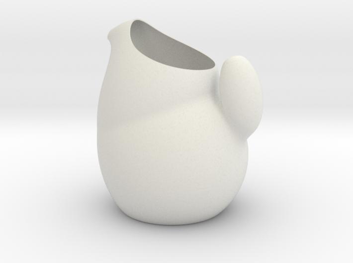 Suckle (simple v2) 3d printed