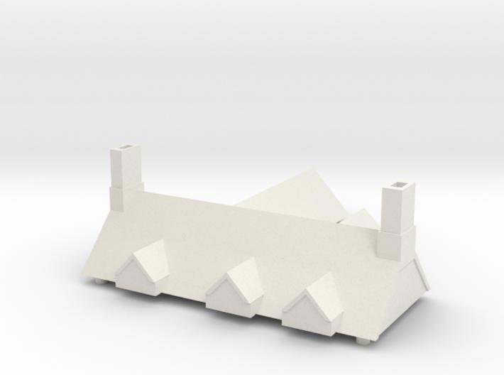 CF Roof 3d printed