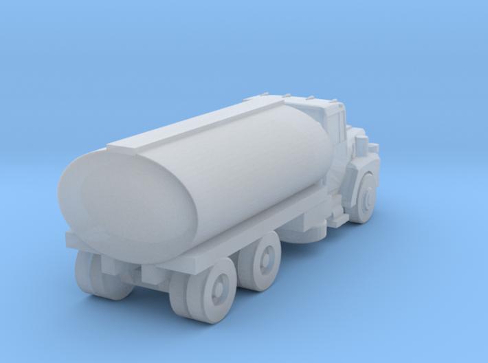 Mack Tank Truck - Z scale 3d printed