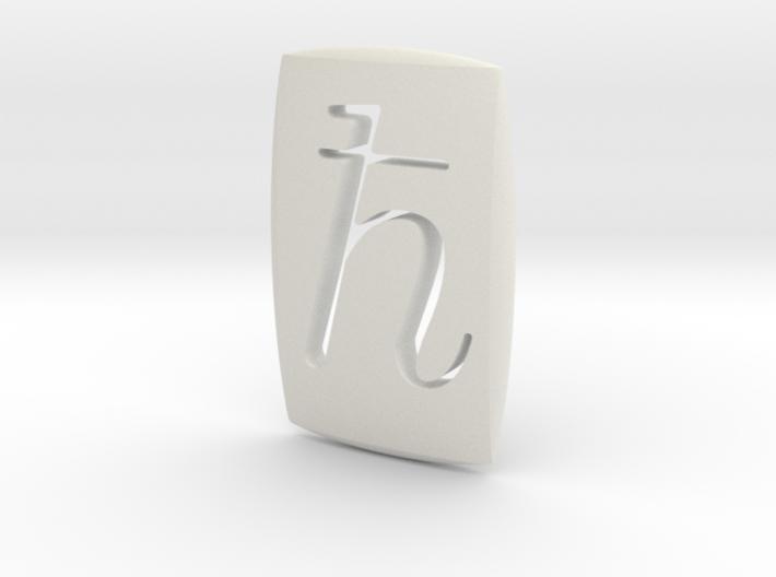 H-Barre 3d printed