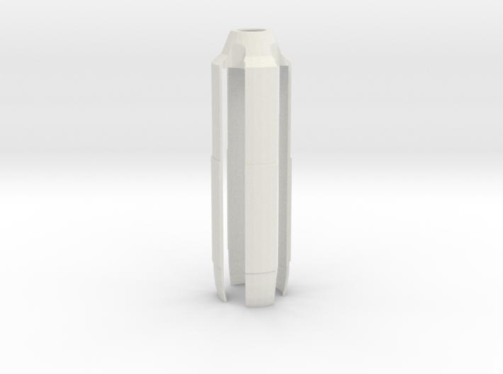 elevenaluminum 3d printed