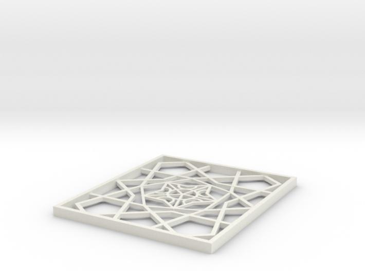 Girih Tile1 3d printed