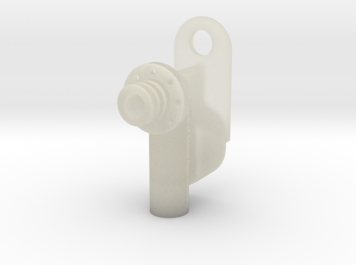 IVER mast extension 3d printed
