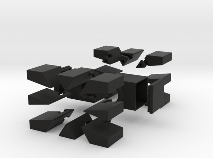 Square 321 3d printed