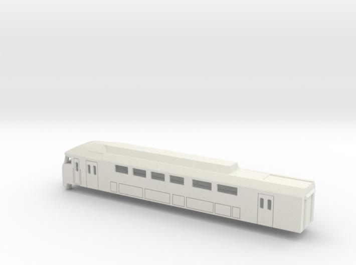 mDDM (1:220) 3d printed