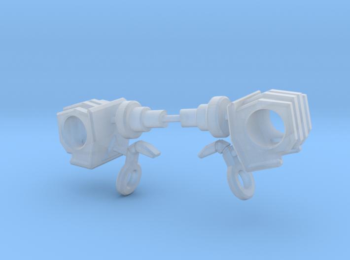 PCP hands kit 3d printed