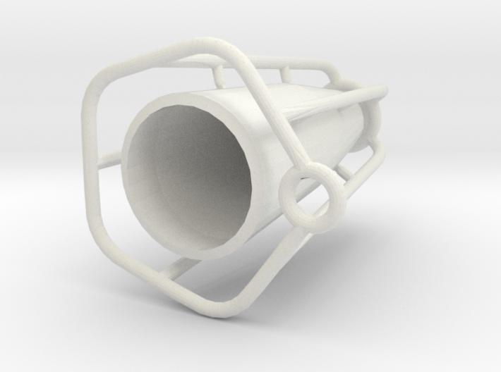 CF Vase 3d printed