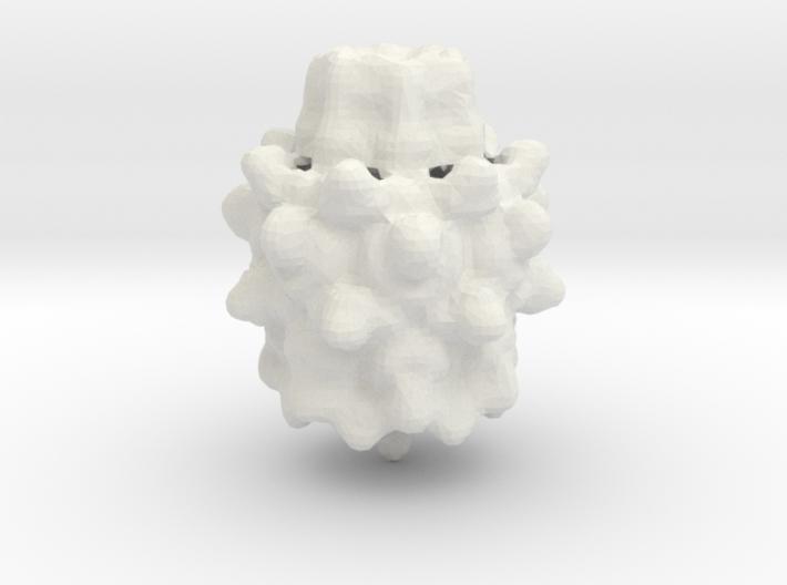 Mandelbulb 3d printed