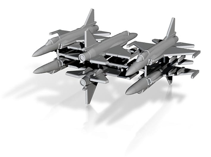 1/700 JF-17 Thunder (x6) 3d printed