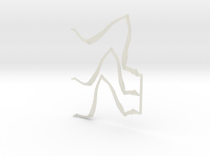 Giant Ant Legs! 3d printed