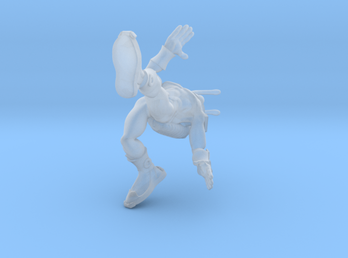 Antman normal sized 3d printed