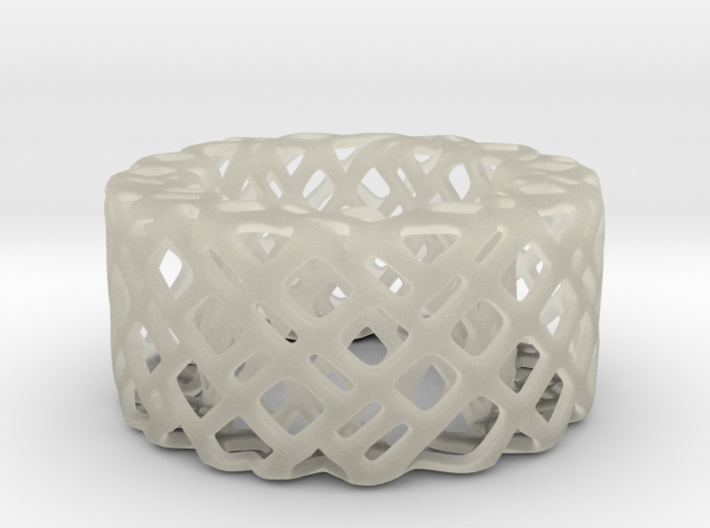 Criss-Cross 3d printed