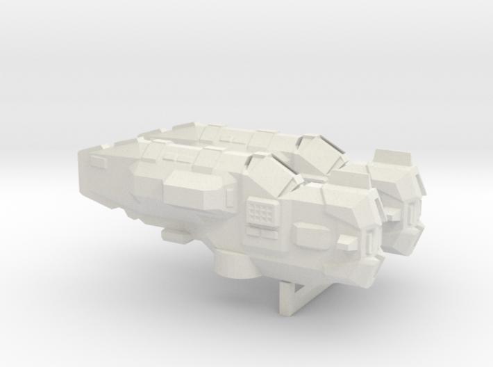USF Heavy Frigate x 2 3d printed
