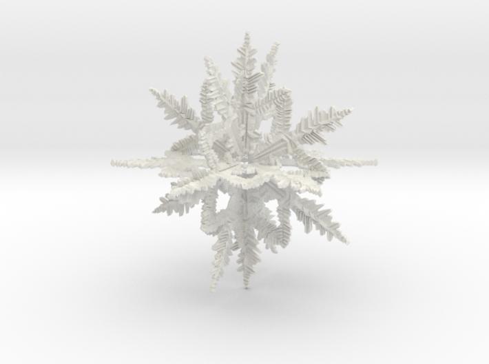 snowball1 3d printed