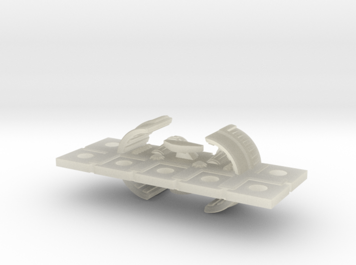 Zyphon Wasp Class Heavy Destroyer 3d printed