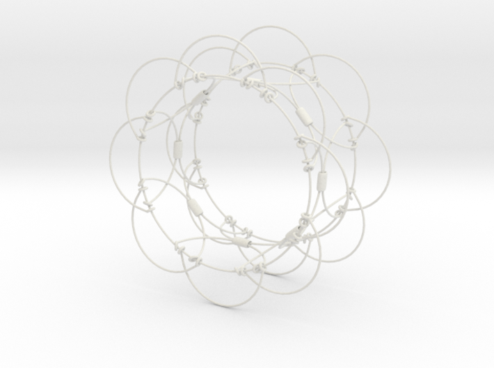 Wire Sphere (Big) 3d printed