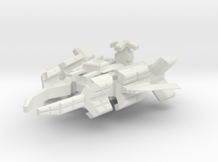 Space Force RRF Frigate 3d printed