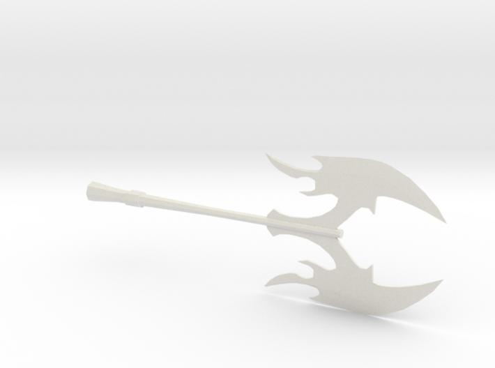 Miniature Battle Axe 3d printed